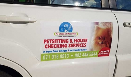 Contact Us - Pet Sitting in Irene